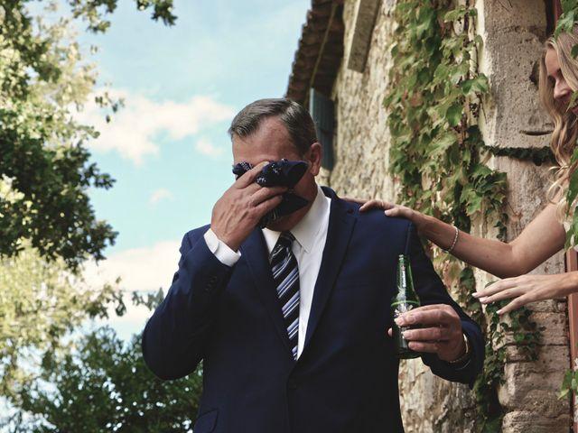 Le mariage de Mat et Lauren à Saint-Christol-de-Rodières, Gard 7