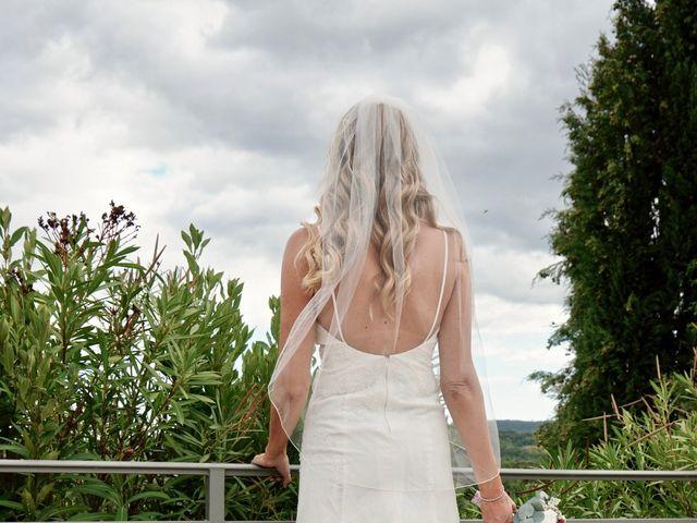 Le mariage de Mat et Lauren à Saint-Christol-de-Rodières, Gard 12