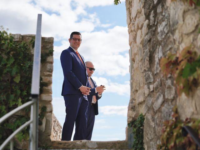 Le mariage de Mat et Lauren à Saint-Christol-de-Rodières, Gard 20