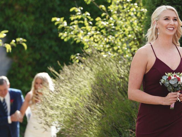 Le mariage de Mat et Lauren à Saint-Christol-de-Rodières, Gard 26