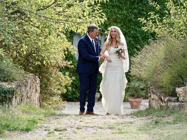 Le mariage de Mat et Lauren à Saint-Christol-de-Rodières, Gard 27