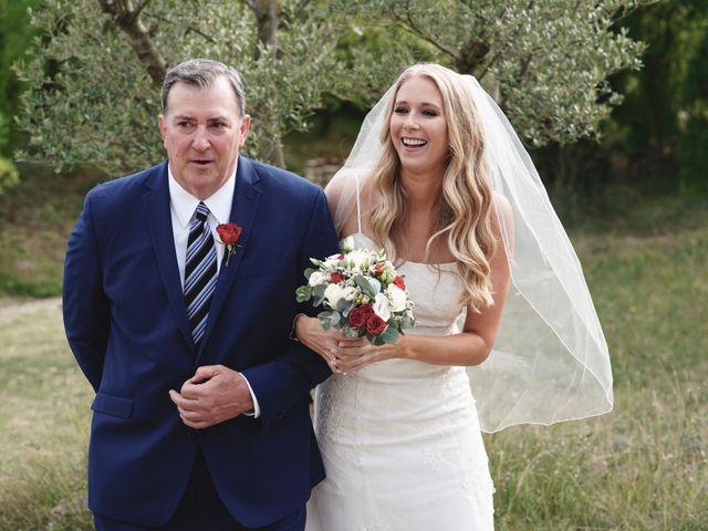 Le mariage de Mat et Lauren à Saint-Christol-de-Rodières, Gard 28