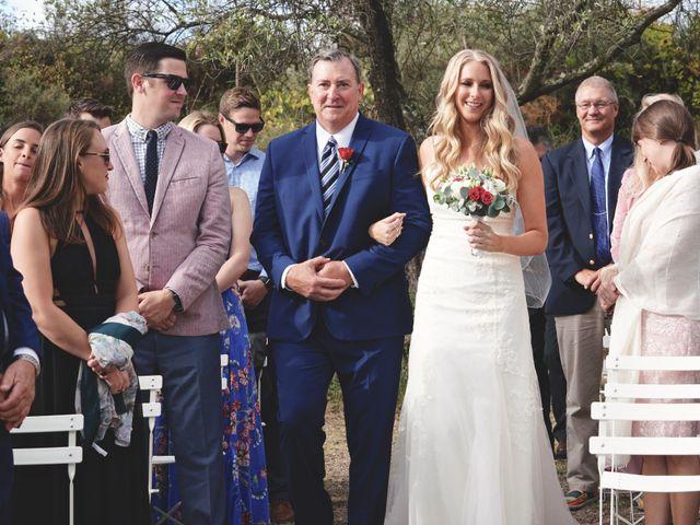 Le mariage de Mat et Lauren à Saint-Christol-de-Rodières, Gard 29