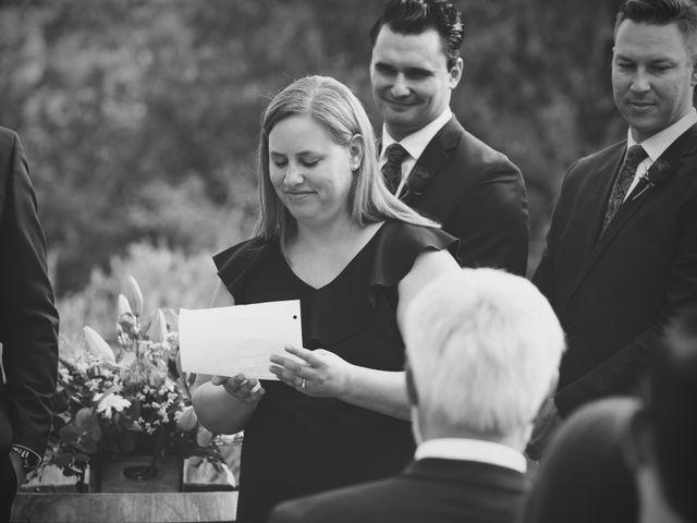 Le mariage de Mat et Lauren à Saint-Christol-de-Rodières, Gard 33
