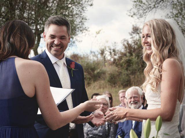 Le mariage de Mat et Lauren à Saint-Christol-de-Rodières, Gard 35