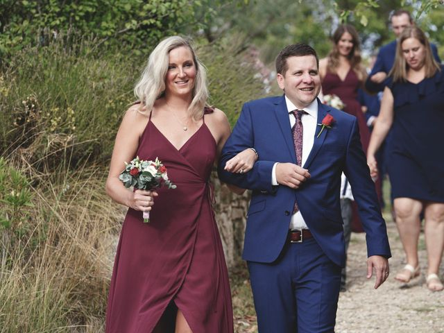 Le mariage de Mat et Lauren à Saint-Christol-de-Rodières, Gard 39