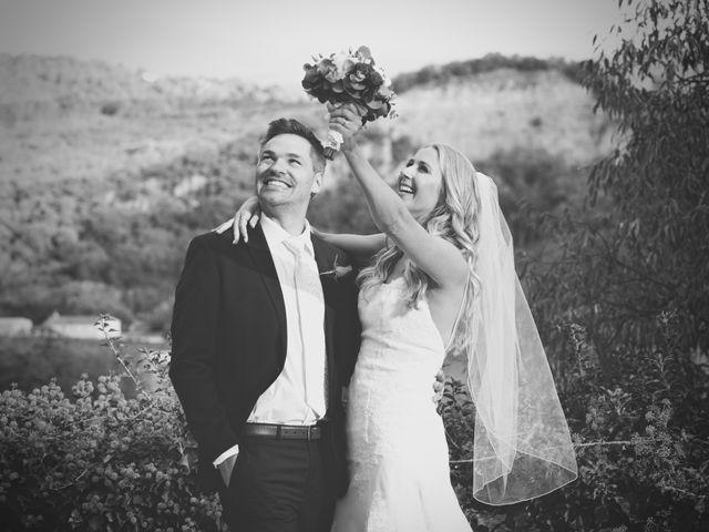 Le mariage de Mat et Lauren à Saint-Christol-de-Rodières, Gard 43
