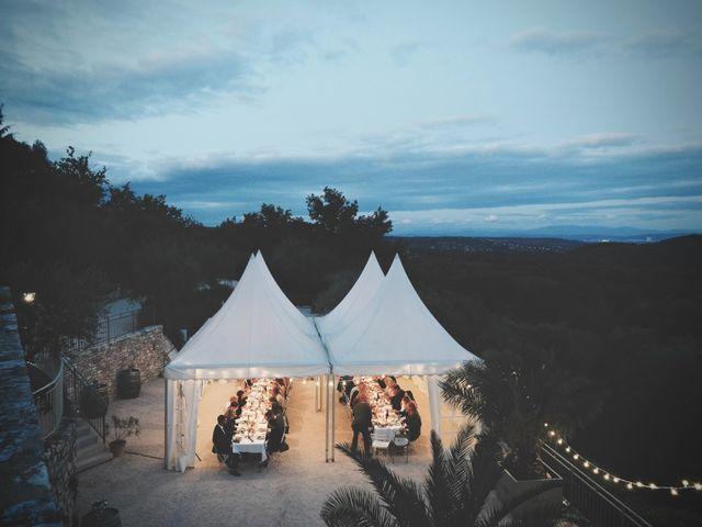 Le mariage de Mat et Lauren à Saint-Christol-de-Rodières, Gard 64