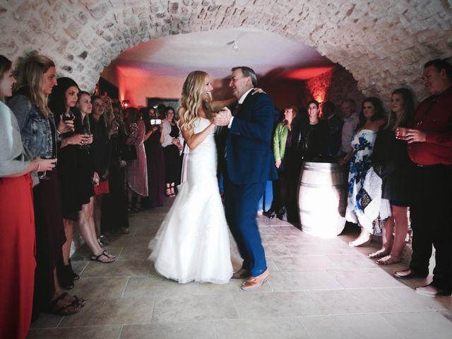 Le mariage de Mat et Lauren à Saint-Christol-de-Rodières, Gard 71