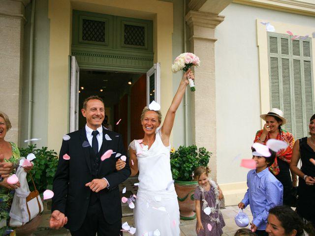 Le mariage de Frédéric et Delphine à Fréjus, Var 25
