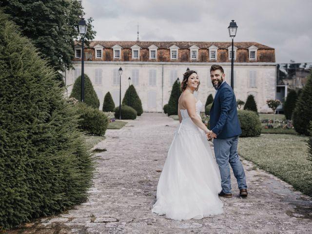 Le mariage de Jennifer et Gregory à Saintes, Charente Maritime 6