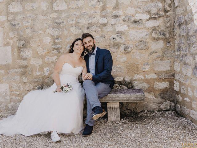 Le mariage de Jennifer et Gregory à Saintes, Charente Maritime 8