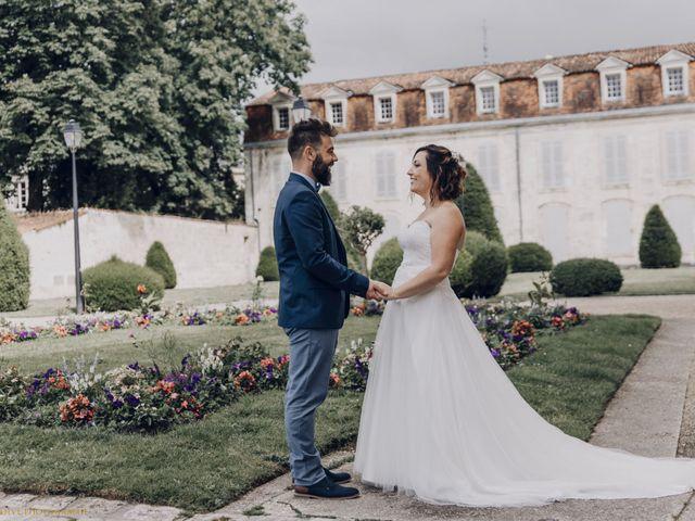 Le mariage de Jennifer et Gregory à Saintes, Charente Maritime 9