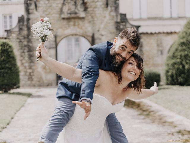Le mariage de Jennifer et Gregory à Saintes, Charente Maritime 11
