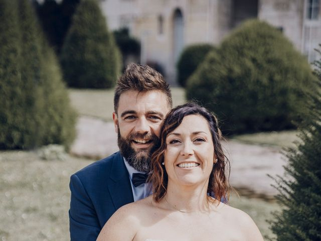 Le mariage de Jennifer et Gregory à Saintes, Charente Maritime 12