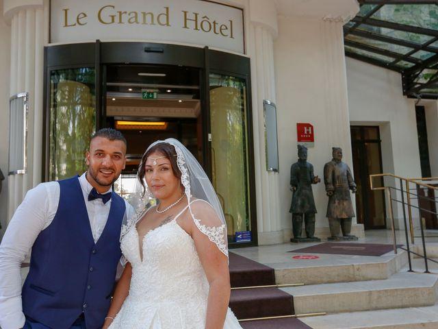 Le mariage de Nour et Zilfuye à Divonne-les-Bains, Ain 2