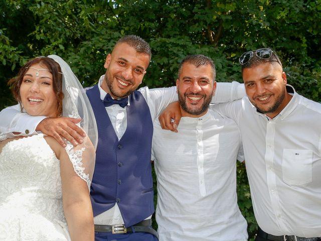 Le mariage de Nour et Zilfuye à Divonne-les-Bains, Ain 4