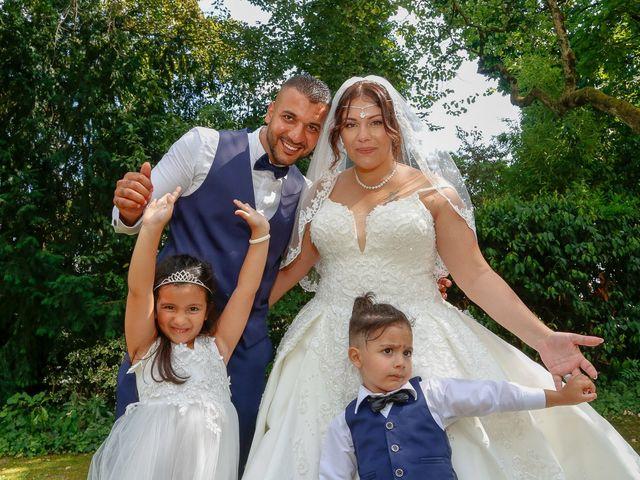 Le mariage de Nour et Zilfuye à Divonne-les-Bains, Ain 5