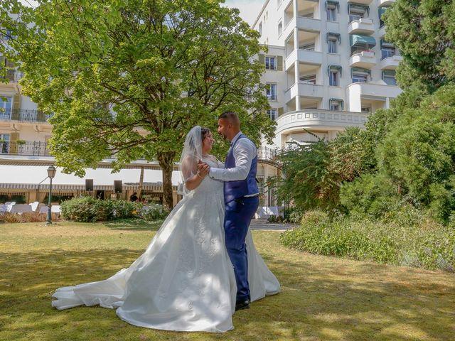 Le mariage de Nour et Zilfuye à Divonne-les-Bains, Ain 7