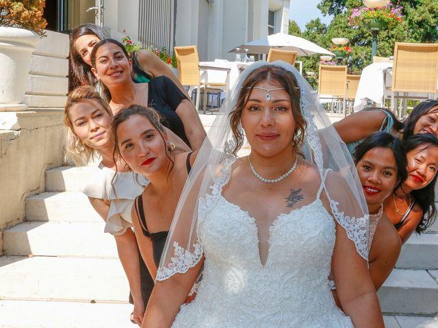 Le mariage de Nour et Zilfuye à Divonne-les-Bains, Ain 9