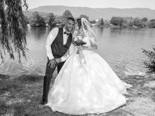 Le mariage de Nour et Zilfuye à Divonne-les-Bains, Ain 16