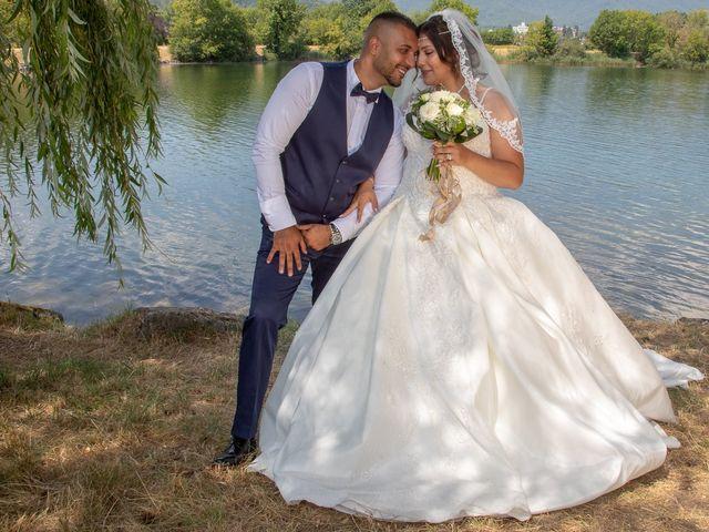 Le mariage de Nour et Zilfuye à Divonne-les-Bains, Ain 17