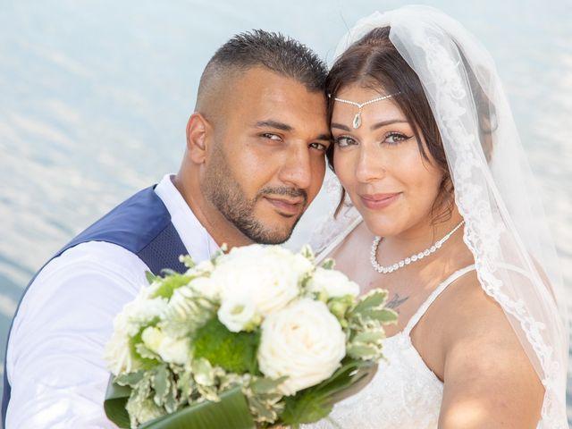 Le mariage de Nour et Zilfuye à Divonne-les-Bains, Ain 19