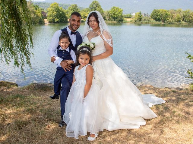 Le mariage de Nour et Zilfuye à Divonne-les-Bains, Ain 20