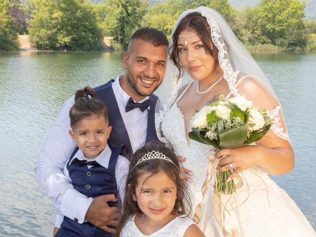 Le mariage de Nour et Zilfuye à Divonne-les-Bains, Ain 21