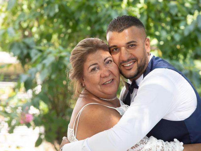 Le mariage de Nour et Zilfuye à Divonne-les-Bains, Ain 24