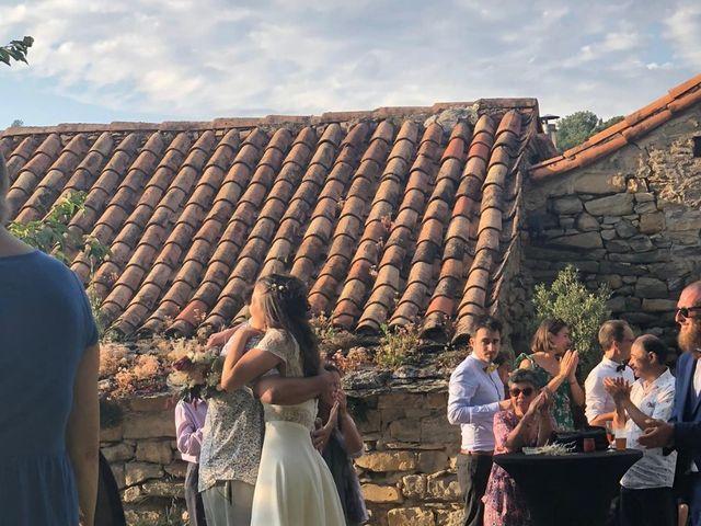 Le mariage de Jérémy et Leïla à Mélagues, Aveyron 9