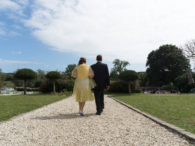 Le mariage de Joël et Marie-Laure à Plonéour-Lanvern, Finistère 28