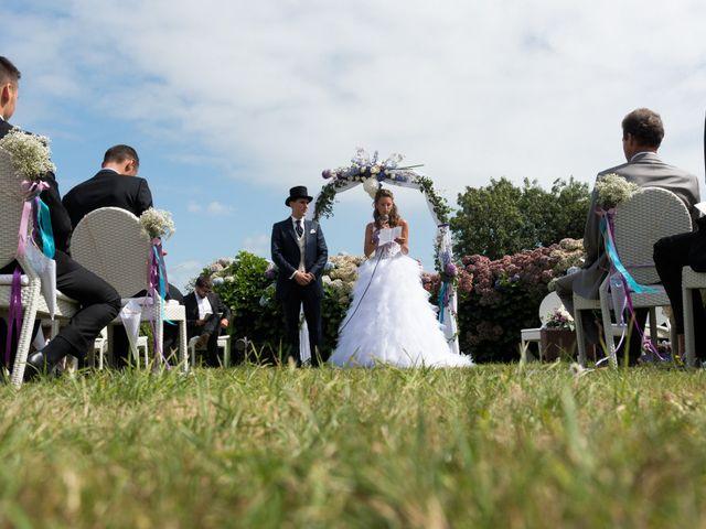 Le mariage de Joël et Marie-Laure à Plonéour-Lanvern, Finistère 38