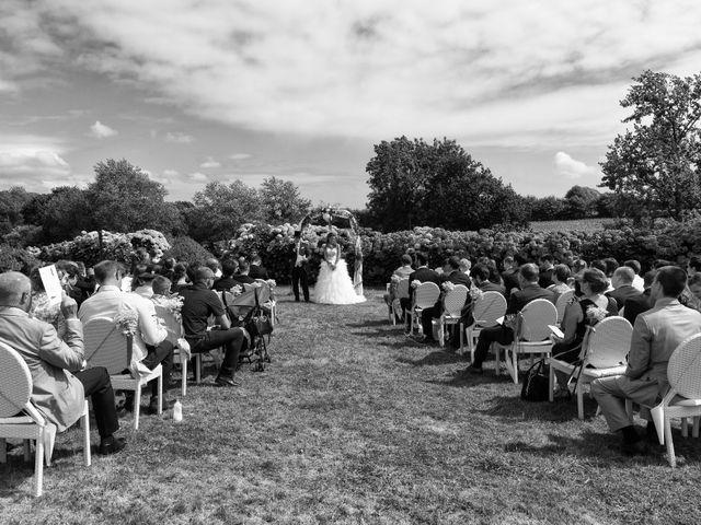 Le mariage de Joël et Marie-Laure à Plonéour-Lanvern, Finistère 39