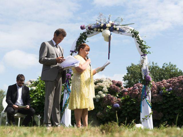 Le mariage de Joël et Marie-Laure à Plonéour-Lanvern, Finistère 46