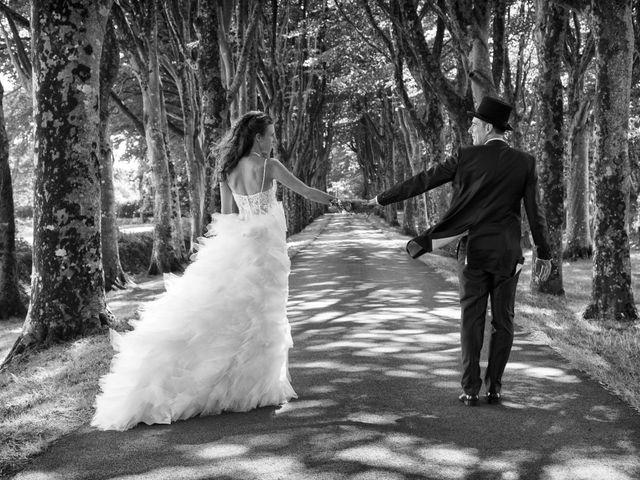 Le mariage de Joël et Marie-Laure à Plonéour-Lanvern, Finistère 61