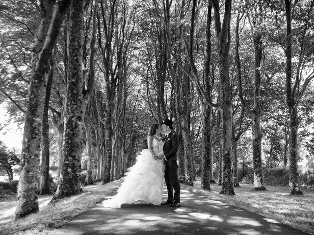 Le mariage de Joël et Marie-Laure à Plonéour-Lanvern, Finistère 1