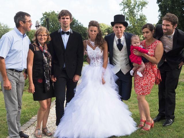 Le mariage de Joël et Marie-Laure à Plonéour-Lanvern, Finistère 78