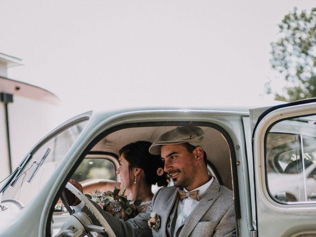 Le mariage de Nicolas et Sabrina à Plouégat-Moysan, Finistère 4