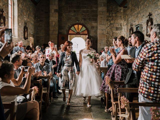 Le mariage de Nicolas et Sabrina à Plouégat-Moysan, Finistère 10