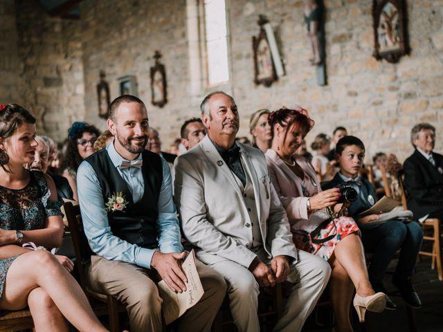 Le mariage de Nicolas et Sabrina à Plouégat-Moysan, Finistère 11