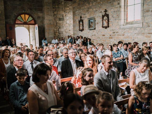 Le mariage de Nicolas et Sabrina à Plouégat-Moysan, Finistère 12