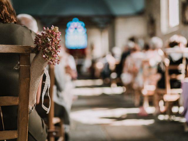 Le mariage de Nicolas et Sabrina à Plouégat-Moysan, Finistère 13