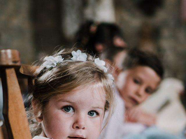 Le mariage de Nicolas et Sabrina à Plouégat-Moysan, Finistère 15