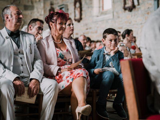 Le mariage de Nicolas et Sabrina à Plouégat-Moysan, Finistère 20