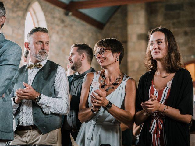 Le mariage de Nicolas et Sabrina à Plouégat-Moysan, Finistère 29