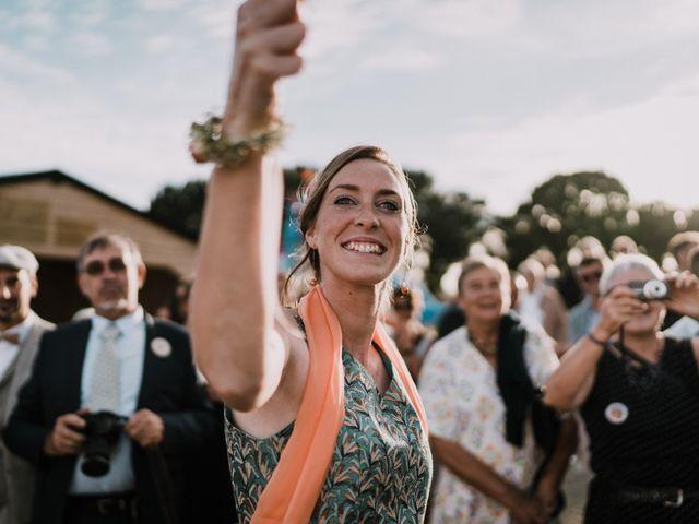 Le mariage de Nicolas et Sabrina à Plouégat-Moysan, Finistère 64