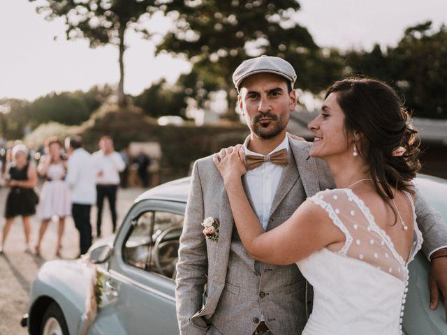 Le mariage de Nicolas et Sabrina à Plouégat-Moysan, Finistère 70