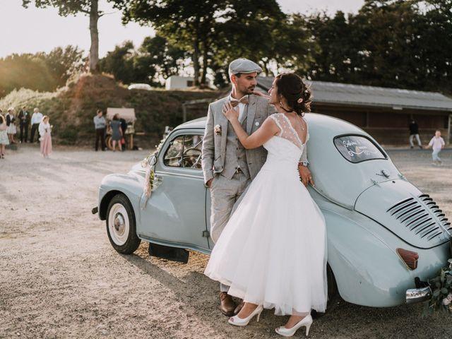 Le mariage de Nicolas et Sabrina à Plouégat-Moysan, Finistère 71