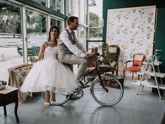 Le mariage de Nicolas et Sabrina à Plouégat-Moysan, Finistère 75